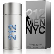 212 MEN De Carolina Herrera EDT 100 Ml