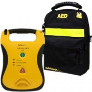 borsa custodia trasporto defibrillatore defibtech lifeline aed - morbi