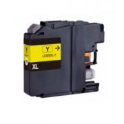BROTHER LC525 XL Y yellow - kompatibilná náplň do tlačiarne Brother