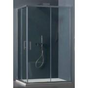 Tamanaco Eco Shower Box 70x90 Ouverture Angle Coulissant - cristal: cincillà