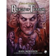Reign of Terror: Epic Call of Cthulhu Adventures in Revolutionary France, Hardcover/Mark Morrison