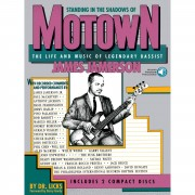 Hal Leonard Jamerson - Shadows of Motown Book and CD