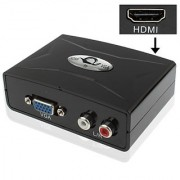 HDMI to VGA Converter (with Audio)