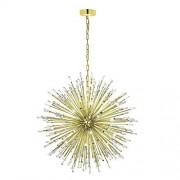 Eglo 31463A Lámpara Colgante, 32 Luces, Vivaldo, color Oro
