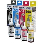 Epson T664 Original Multicolor Ink