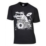 Rock You T-Shirt Kroko-Power L