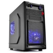 Sistem PC Desktop Gaming cu Procesor Intel Quad-Core i5-4790, 8GB DDR3, unitate stocare SSD de 256GB, Placa video dedicata AMD ATI Radeon RX 550 recomandat pentru jocuri