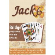 Bridge software Jack 6 Bridgespel - Wereldkampioen Bridge Programma