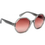 Marc Jacobs Round Sunglasses(Pink)