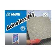 ADESILEX P4, sac 25kg Adeziv autonivelant pe baza de ciment, Full Contact, cu priza rapida, Mapei