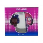 Police To Be Miss Beat подаръчен комплект EDP 40 ml + лосион за тяло 100 ml за жени