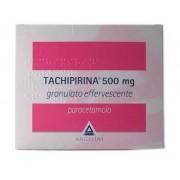 Angelini Spa Tachipirina 500 Mg Granulato Effervescente 20 Bustine