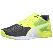 Puma Men s Ignite Dual Running Shoe Safety Yellow/Asphalt 7.5 D(M) US