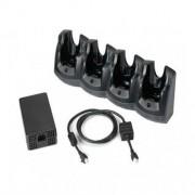 Cradle incarcare Motorola Symbol MC55, MC65, 4 sloturi, kit