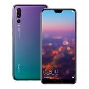 Huawei P20 Pro (CLT-L29) 6GB / 128GB 6.1-inches LTE Dual SIM Factory Unlocked International Stock No Warranty (Twilight)