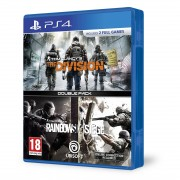 Tom Clancy's The Division + Rainbow Six Siege Double Pack PS4