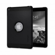 Spigen Tough Armor case iPad 9.7 pouces Noir étui