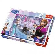 Trefl Puzzle Slagalica Frozen 260 kom (13195)