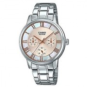 Casio Enticer Ladys Analog Brown Dial Womens Watch-A1246 (LTP-E315D-9AVDF)