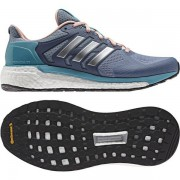 Adidas Supernova + W - scarpe running donna - Light Blue/Black