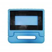 "EVA Tablet Funda Protectora Desk Stand Case Con Asa Para 2016/2017 8"" Tablet Azul"
