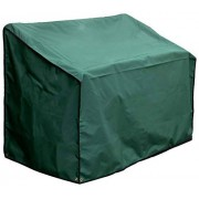 Bosmere C610 3-Seat Bench Cover 64-Inch Long x 26-Inch Deep x 35-Inch High Back x 25-Inch Front