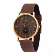 Kerbholz Analoog horloge 'Fritz'
