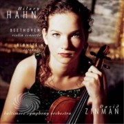 Video Delta Hahn,Hilary - Plays Beethoven/Bernstein - CD