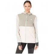 The North Face Mountain Sweatshirt Full Zip Pink Salt Multi