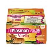 PLASMON (HEINZ ITALIA SpA) Plasmon Omogeneizzato Di Carne Vitello 4x80g
