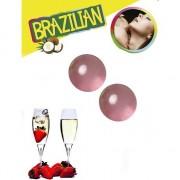 SET 2 BRAZILIAN BALLS AROMA FRESA CAVA