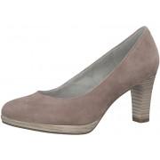 Tamaris Pantofi cu toc 1-1-22410-20-508 Powder 38
