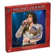 Be Puzzled Pop Culture Puzzles Michael Jackson 500pc United We Stand Puzzle