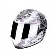 Scorpion Casco Moto Integrale Exo-490 Air Dream White-Chameleon
