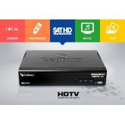MEDIABOX CENTURY HDTV - SAT HD REGIONAL