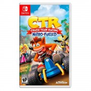 Nintendo crash team racing nitro-fueled activision nintendo switch