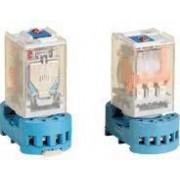 Releu industrial de putere - 24V DC / 2xCO (10A, 230V AC / 28V DC) RT08-24DC - Tracon