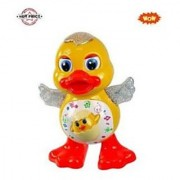 Sunshine Musical Dancing Duck + Flashing Lights + Real Dancing Action + Music