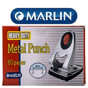 Marlin Punch With Guide, Retail Packaging, No