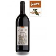 Vivolovin Vinello rosso Terre di Chieti 2019 Rotwein Biowein