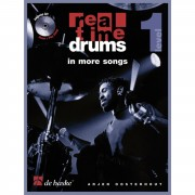 De Haske Real Time Drums in More Songs Arjen Oosterhout, mit CD