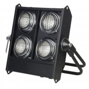 Showtec Stage Blinder 4 DMX negro