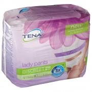 Essity Belgium Sa-Nv Tena Lady Pants Discret M 795512 12 pc(s) 7322540488258