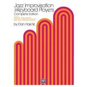 Haerle, Dan Jazz Improvisation for Keyboard Players: Complete