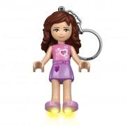 LGL-KE22O Breloc cu lanterna LEGO Friends Olivia