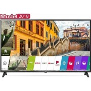 "Televizor LED LG 109 cm (43"") 43UK6200, Ultra HD 4K, Smart TV, CI+ + Cartela SIM Orange PrePay, 6 euro credit, 6 GB internet 4G, 2,000 minute nationale si internationale fix sau SMS nationale din care 300 minute/SMS internationale mobil UE"