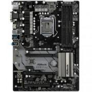 Дънна платка ASRock Z370 Pro4, Z370, LGA1151, DDR4, PCI-E (HDMI&DVI)(CFX), 6x SATA 6Gb/s, 2x Ultra M.2 Sockets, 1x USB 3.1 (Gen1, Type-C), ATX