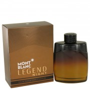 Montblanc Legend Night by Mont Blanc Eau De Parfum Spray 3.3 oz