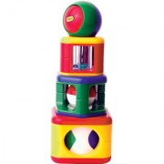 Tolo Stacking Activity Shapes For Kids
