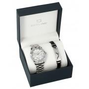 SKYLINE pánská dárková sada hodinky s náramkem 2850-6
